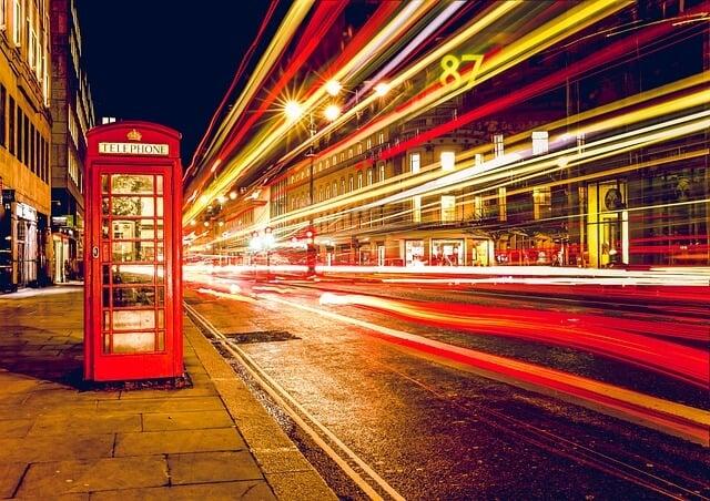 חיי לילה בלונדון