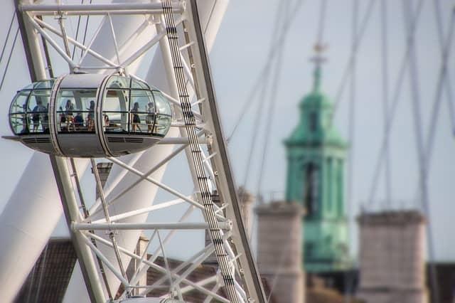 5 מקומות מומלצים בלונדון