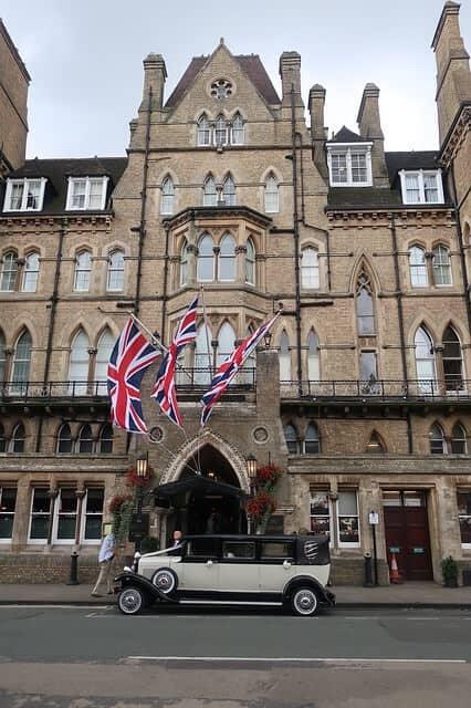 מלון אוקספורד לונדון - Oxford hotel
