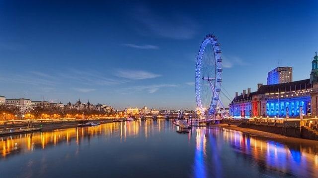 לונדון המדהימה בין ערביים
