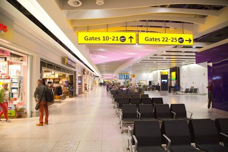שדות תעופה בלונדון – המדריך המלא